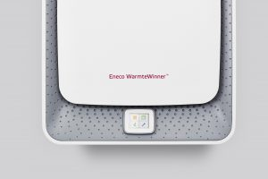 Eneco Warmtewinner Close-up Display