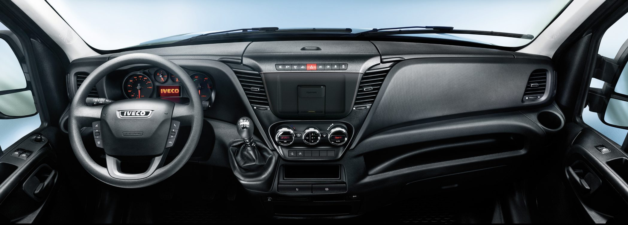 Iveco Docking In Dashboard
