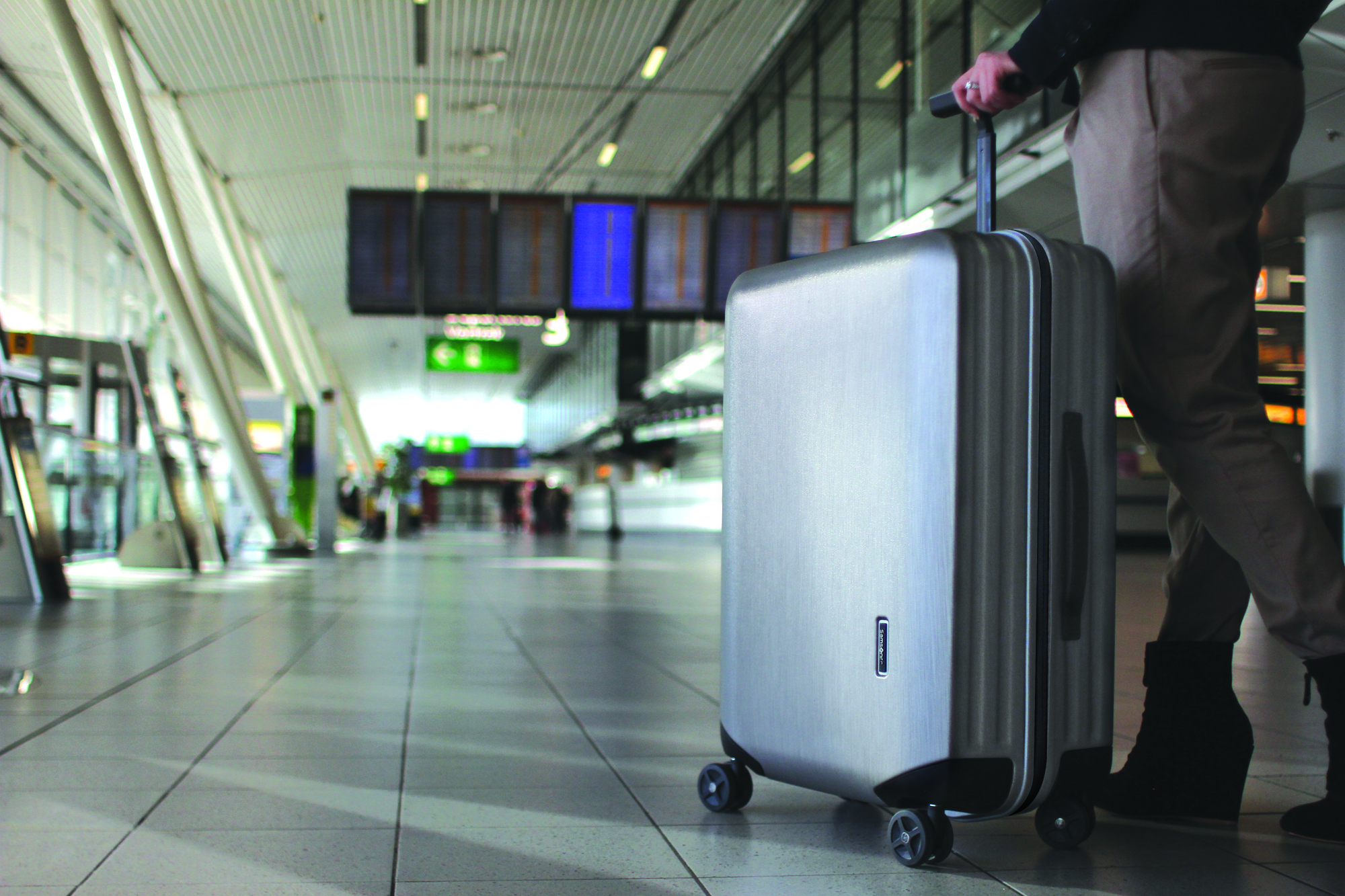 Samsonite Inova at Airport