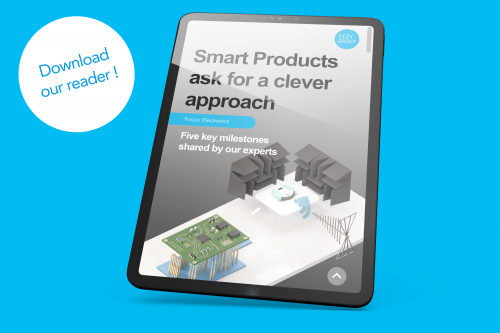 Smart Product Reader Pezy Group